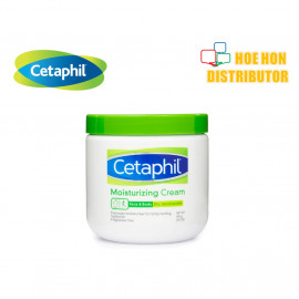 image of Cetaphil Moisturizing Cream Dry, Sensitive, Face & Body 453g / 16oz P52261-1