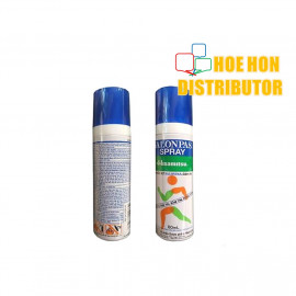 image of Hisamitsu Salonpas Spray 80ml Pain Relieving Salonpas Spray