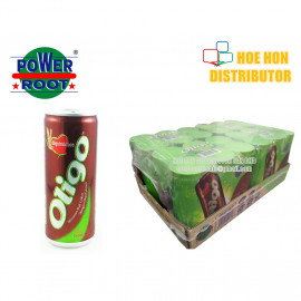image of Power Root Oligo Chocolate Malt Drink / Coklat 240ml (Milo Alternative)