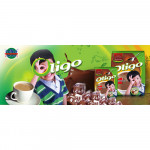 Power Root Oligo Chocolate Malt Drink / Coklat 240ml (Milo Alternative)
