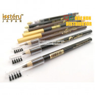 image of Issteru Eye Brow Liner / Celak Mata / Make Up Brown Black Pencil