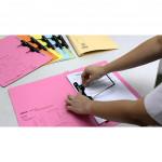 ABBA U PIN + Spring Fastener Flat File / Folder 102 UK 5pcs