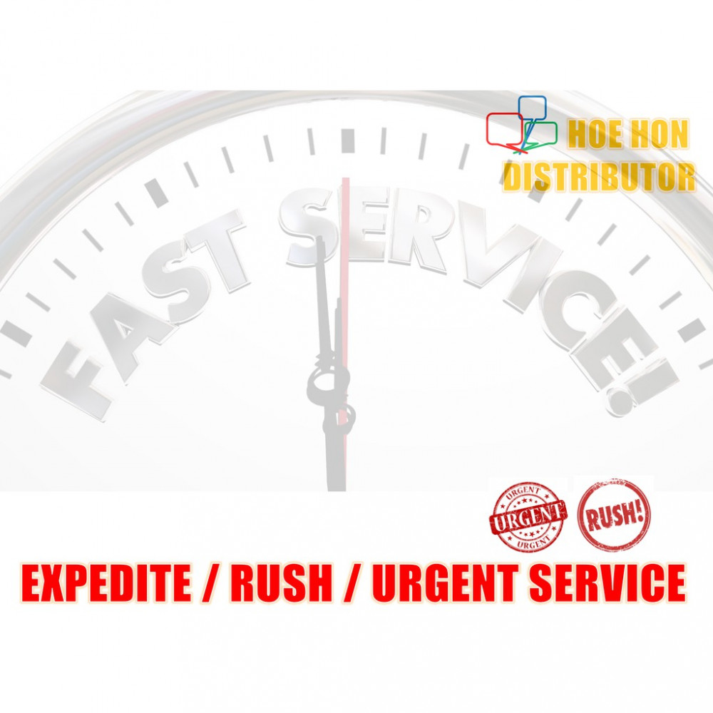 [Priority] Urgent / Rush / Expedite / Special / Next Day Delivery Service