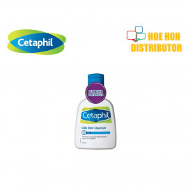 image of Cetaphil Oily Skin Cleanser 125ml P51312-1