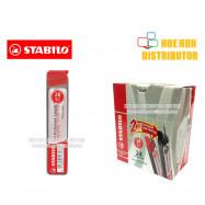 image of Stabilo Hi Polymer 2B Pencil Leads / Lead 0.7mm X 75mm