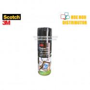 image of Scotch Super 77 Multi Purpose Permanent Adhesive Bond Spray 385g