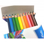 Papermate Colour / Color Pencil 12 24 (# Stabilo / Staedtler Colour Pencil)