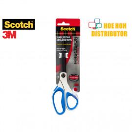 "image of 3M Scotch Precision Ultra Edge Scissor 8"" / 8 Inch (Titanium Scissor) 1458TU"