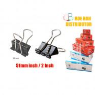 image of Multipurpose Binder Clips 51mm (2 Inch) 12pcs / Box