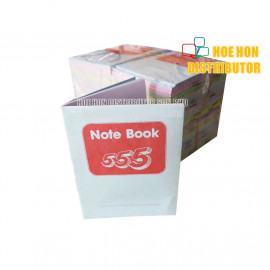 image of Economy / Budget Buku 555 Book 60gsm 18 Pages