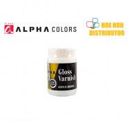 image of Alpha Gloss Varnish Acrylic Medium 250ml