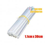 image of DIY Hot Glue Stick 110mm X 300mm / 1.2cm X 30cm 1pc Full Length For Hot Glue Gun