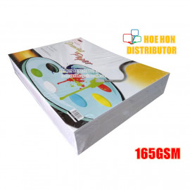 image of Student Sketch Drawing Paper / Kertas Lukisan A3 165gsm X 250sheet