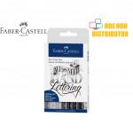 Faber-Castell / Faber Castell Pitt Artist Pen Starter Set Hand Lettering