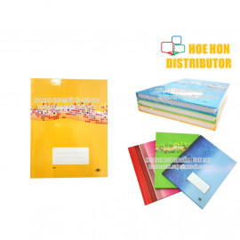 image of Hard Cover Square Note Book F5 280 Pages (300Pages / 320 Pages)