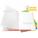 Hard Cover Square Note Book F5 280 Pages (300Pages / 320 Pages)