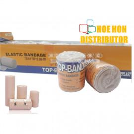 image of Top-Bandage Elastic Bandage 2 Inch X 5 Yards Sport Injured Support Bandage