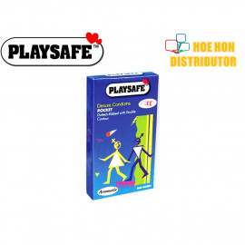 image of Playsafe Rocket Condom 12 (Durex Condom Alternative)