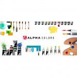 Alpha Gesso Acrylic Medium 250ml