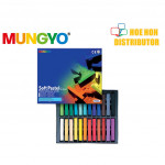 Mungyo Soft Pastel For Artists 24 Color (Full Size) MP-24