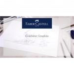 Faber - Castell Goldfaber Graphite Sketch / Drawing Set 8 Piece