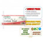 Fairex Pre Cut Cotton Wool 25G/50G (Multipurpose, Kapas) Made In Malaysia