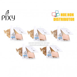 image of Pixy Mirror UV Whitening SPF15 Two Way Cake 12.2g (ORIGINAL)