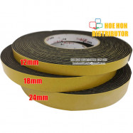 image of Uniace Double Sided Eva Foam Tape 18mm X 8 Meter 3/4 Inch X 9 Yard Big Roll