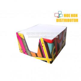 image of Plain Paper Memo Cube (Memo Pad) 70gsm X 500 Sheet