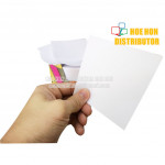 Plain Paper Memo Cube (Memo Pad) 70gsm X 500 Sheet