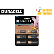 image of Duracell Ultra AA Alkaline Battery 1.5V 6s