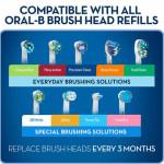 Braun Oral B Prowhite Brush Head 2pcs (Original) For Rechargeable Toothbrush