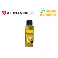 image of Alpha Linseed Oil Paint Binder Color Medium 60ml