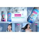 Eskulin Frozen Elsa Anna Kids Hair Shampoo & Conditioner 200ml