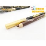 Issteru Eye Brow Liner / Celak Mata / Make Up Brown Black Pencil 8885