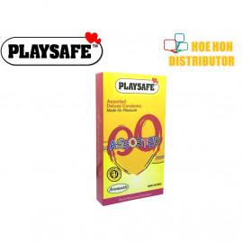 image of Playsafe Assorted Condom 12 (Durex Condom Alternative)