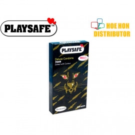 image of Playsafe Tiger Condom 12 (Durex Condom Alternative)