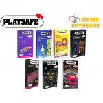 Playsafe Tiger Condom 12 (Durex Condom Alternative)