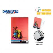 image of CAMPAP Spiral A4 Sketch Book 135gsm 15 Sheet CA 3219