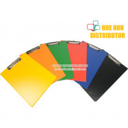 image of Office PVC Wire Clip Board / Clipboard / Ofis Papan Kilp A4