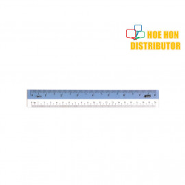 image of Bendable / Soft / Flexible Plastic Student Ruler 20cm / 8 inch