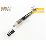 Issteru Eye Brow Liner / Celak Mata / Make up Brown Black Pencil 8882