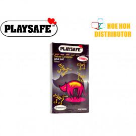 image of Playsafe Wild Cat Condom 12 (Durex Condom Alternative)