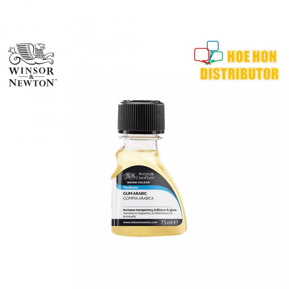 Winsor & Newton Water Colours Medium Gum Arabic 75ml 3021763