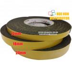 Uniace Double Sided Eva Foam Tape 24mm x 8 meter / 1 Inch x 9 Yard Big Roll