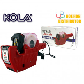 image of KOLA Price Labeler 8 Digit 1 Line KL-2212 S (Motex 5500 Alternative)