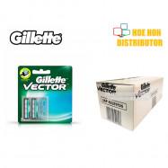image of Gillette Vector refill 2 Cartridges