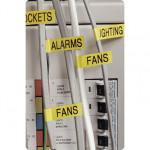 Dymo Labelmanager D1 Cassette / Cartridge Refill 19mm x 7m 420P