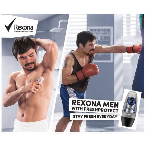 Rexona Deodorant Roll On Passion Shower Clean Free Spirit Sexy Whitening 50ml
