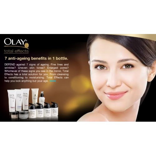 Olay Total Effects (7 In One) Cleanser, Cream, Toner, Serum, BB Creme, CC Cream